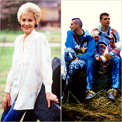 7. THE KLF & TAMMY WYNETTE ''Justified and Ancient'' (1992) All bound for Mu Mu Land! That command, issued by the Nashville icon and a…