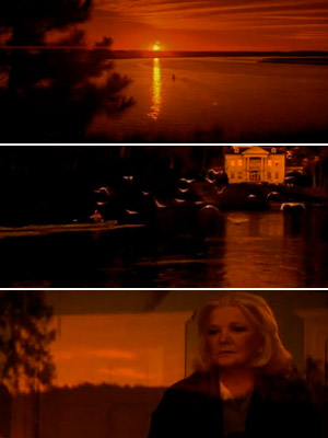 THE NOTEBOOK The romantic drama opens with a view of a lake at sunset paired with a soothing piano melody. We see an older woman…