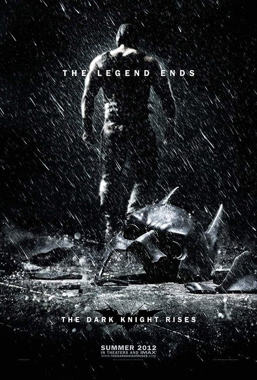 ''Wait, Batman could die ?!'' And with that, Christopher Nolan's concluding chapter of his Batman trilogy has us utterly hooked.