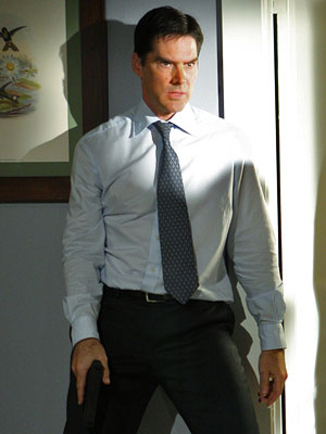 Criminal Minds, Thomas Gibson | Best Lead Actor in a Drama: Nominee No. 2 THOMAS GIBSON, CRIMINAL MINDS ''As Hotch, Thomas Gibson OWNED this season of Criminal Minds — and…