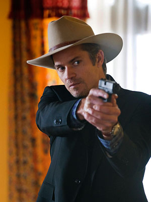 Justified, Timothy Olyphant | Best Lead Actor in a Drama: Nominee No. 4 TIMOTHY OLYPHANT, JUSTIFIED ''As a fan of FX's Justified , I'm very disappointed with the snub…