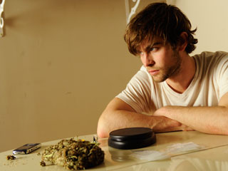 Twelve   THAT'S NOT FOR LUNCH Chace Crawford makes money the hard way in Twelve