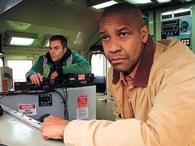 Starring Denzel Washington, Chris Pine, Rosario Dawson Directed by Tony Scott Unstoppable is a race-against-time thriller about a runaway train loaded with toxic chemicals barreling…