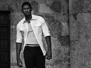 Usher, Versus | THERE GOES MY BABY Usher