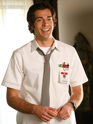 Chuck, Zachary Levi | Best Lead Actor in a Comedy: Nominee No. 2 ZACHARY LEVI, CHUCK ''Zachary Levi!! So charming, so funny, and so sweet — but totally kicks…