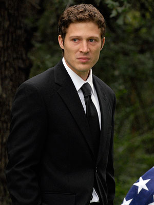 Friday Night Lights, Zach Gilford | Best Supporting Actor in a Drama: Nominee No. 3 ZACH GILFORD, FRIDAY NIGHT LIGHTS ''I'll probably find a leprechaun with a giant pot of gold…