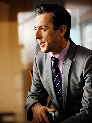 The Good Wife   Meet Eli Gold (Alan Cumming), Peter's image consultant and a ''wartime consigliere.'' He was brought in when Peter first started considering running again for State's…