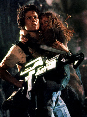Aliens, Carrie Henn, ... | 11. Aliens For most of James Cameron's battle epic, the alien hordes on planet LV-426 overwhelm the Colonial Marines accompanying Sigourney Weaver's Ripley with brute…