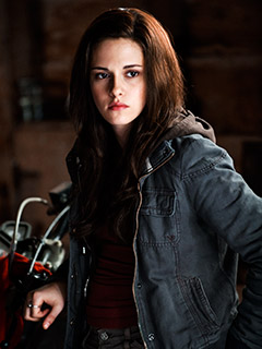 Kristen Stewart, The Twilight Saga: Eclipse