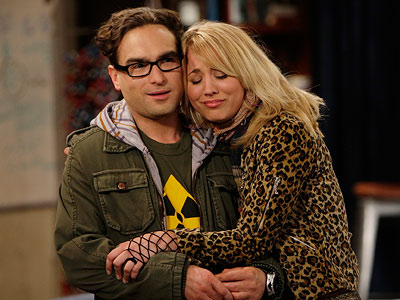 The Big Bang Theory, Johnny Galecki, ... | LEONARD AND PENNY Talk about beauty and the geek. The two toed a will-they-won't-they line for much of the series, and then went for it…