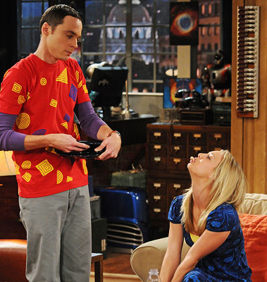 The Big Bang Theory, Jim Parsons, ... | SHELDON AND PENNY Sheldon may have found a companion in Amy Farrah Fowler, and Penny may be star-crossed with Leonard. But we don't care: These…