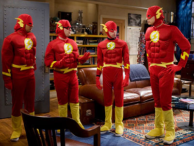 The Big Bang Theory, Jim Parsons, ... | THE COSTUMES Halloween comes but once a year, but the BBT guys are no strangers to fabulous costumes. The episode where they all dressed as…