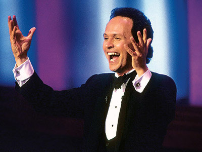 Billy Crystal   BEST: BILLY CRYSTAL The Academy Awards: 1990-93, 1997-98, 2000, 2004 Crystal's eight turns as the Oscars host makes him second only to legendary emcee Bob…