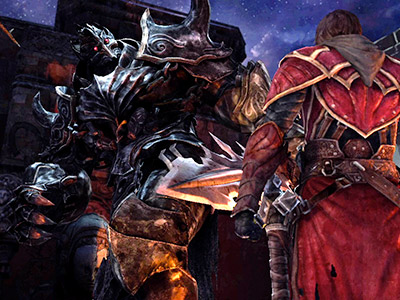 20. CASTLEVANIA: LORDS OF THE SHADOW (PS3, Xbox 360) In this new take on the monster-slaying franchise, pit your weapons against many creatures. (10/5)