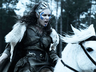 Centurion | SHE-WOLF Olga Kurylenko hunts Romans in Centurion