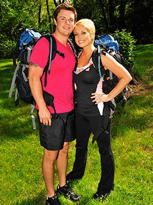 The Amazing Race | CHAD WALTRIP AGE: 26 HOMETOWN: Ft. Lauderdale, Fla. OCCUPATION: Operations Manager STEPHANIE SMITH AGE: 23 HOMETOWN: Ft. Lauderdale, Fla. OCCUPATION: Hair Stylist RELATIONSHIP: Newly Dating