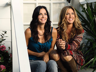 Cougar Town Cox Aniston