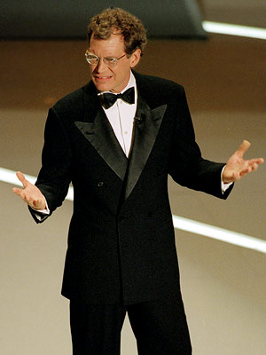 David Letterman, Academy Awards   WORST: DAVID LETTERMAN The Academy Awards: 1994 In the '90s, Whoopi Goldberg and Billy Crystal passed the Oscar-hosting baton back and forth. Letterman swooped in…