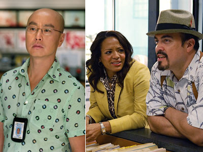 Dexter | Det. Angel Batista (right) has called himself Dexter's best friend, and it's largely true. Though he does not know about the other half of Dexter's…