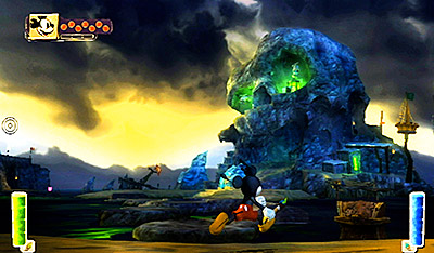 2. DISNEY EPIC MICKEY (Wii) Can a Mickey Mouse videogame possibly be cool? Believe it. Buzz is building for this clever adventure from game-designer whiz…