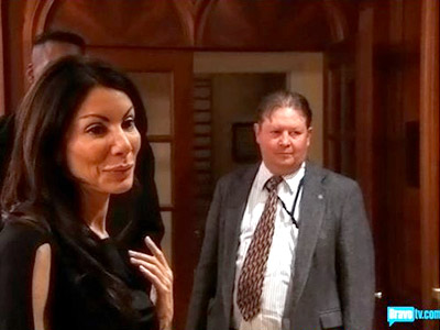 The Real Housewives Of New Jersey, Danielle Staub   (''Hills Are Alive with Giudice,'' season 2, episode 15) After her dramatic showdown with Caroline Manzo, Danielle returned home in one piece, thanks to the…