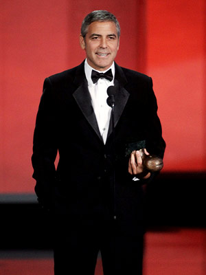 George Clooney   WHO WE'D LIKE TO SEE HOST: GEORGE CLOONEY FOR THE ACADEMY AWARDS The Oscars can sometimes be a tad long and slow but we wouldn't…