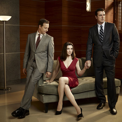 Chris Noth, Julianna Margulies, ... | THE GOOD WIFE After its stellar first season and tease of a cliff-hanger, the legal drama drops right back in on Alicia (Julianna Margulies) and…