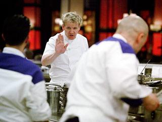 Hells Kitchen Ramsay