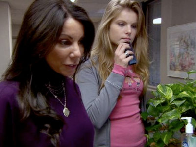 The Real Housewives Of New Jersey, Danielle Staub   (''Don't Drink the Holy Water,'' season 2, episode 13) It's one thing if Danielle is willing to undergo plastic surgery for millions of people to…