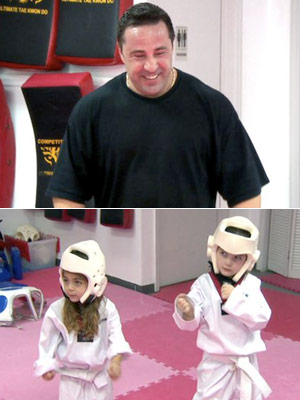The Real Housewives Of New Jersey   (''Staub Wounds,'' season 2, episode 11) Joe was a little too interested in seeing his daughters beat each other up in Taekwondo class. Luckily, there…