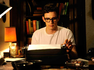 James Franco, Howl | IT WAS A DARK AND STORMY NIGHT... James Franco plays Allen Ginsberg in Howl