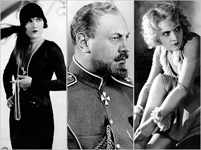 SILENT, BUT DEADLY Josef von Sternberg's Underworld , The Last Command , and The Docks of New York