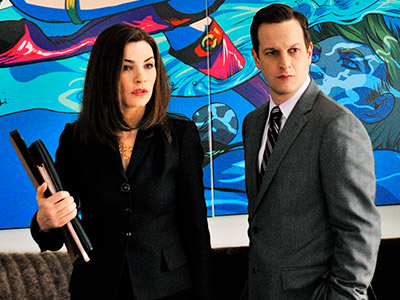 The Good Wife   Complicated. Alicia and Will went to Georgetown law school together and, in her words, ''had... whatever we had'' there. After Will heard that Peter would…