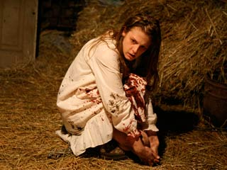 The Last Exorcism | NOT-SO-LITTLE NELL Ashley Bell ventures a roll in the hay in The Last Exorcism