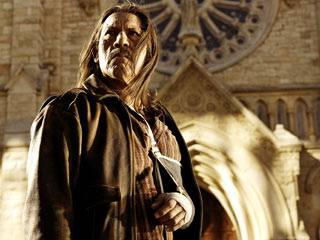 Machete | TIME TO GO TO CHURCH Danny Trejo seeks vengeance in Machete