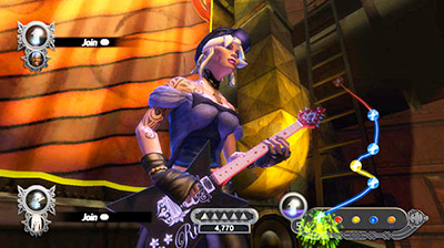 12. POWER GIG: RISE OF THE SIXSTRING (PS3, Xbox 360) Power Gig offers authentic guitar playability endorsed by Dave Matthews. (October)