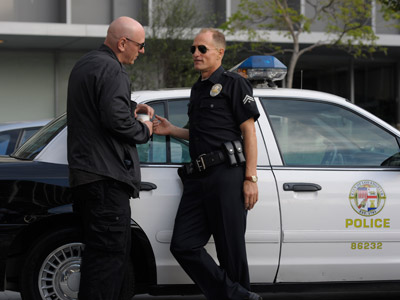 Woody Harrelson, The Messenger, ... | Reteaming with The Messenger director/co-writer Oren Moverman (above left), Harrelson plays a crooked cop in Rampart (out in 2011), a drama set during the real-life…