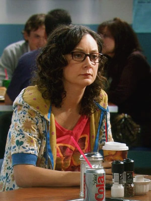 Sara Gilbert, The Big Bang Theory | LESLIE WINKLE Sara Gilbert will always be Darlene in our hearts, and her reunion with Johnny Galecki is one of the secret little joys of…