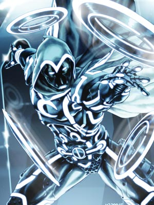 Marvel, Marvel's Greatest Avengers | ''The funny thing was, most of the tweaking we had to do was pulling the artist back so it wasn't over-the-top Tron , says Jayatilleke.…