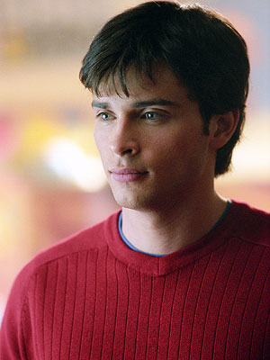 Smallville, Tom Welling | 13. You could say that a baggy, ill-fitting sweater on an attractive, muscular man is my kryptonite.