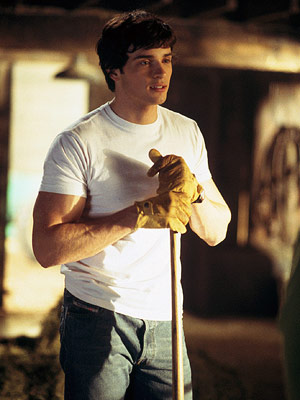 Smallville, Tom Welling | 10. This superhero definitely knows how to do low-key.