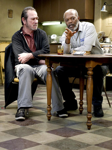 Tommy Lee Jones, Samuel L. Jackson | Bringing the work of Cormac McCarthy to the screen is a daunting task, something Tommy Lee Jones knows full well from his role in 2007's…