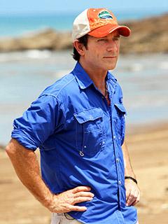 Survivor: Nicaragua, Jeff Probst
