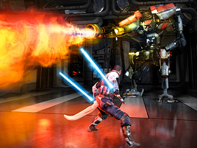 18. STAR WARS: THE FORCE UNLEASHED 2 (PS3, Xbox 360, Wii, DS, PC) The older skewing sequel to 2008's disappointing Unleashed boasts all-around improvements. (10/26)