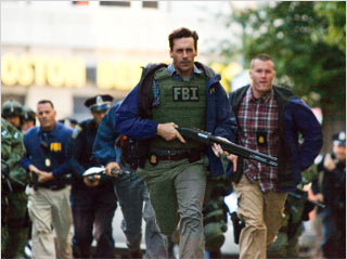 The Town | LET'S GO INVESTIGATE! Jon Hamm chases bank robbers in The Town