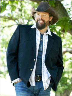 Toby Keith | THINK ABOUT HIM ALL OF THE TIME Toby Keith