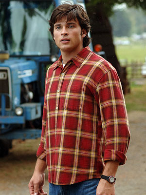 Smallville, Tom Welling | 4. Told ya.