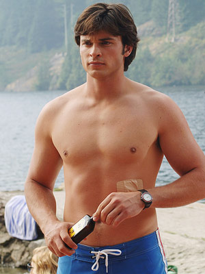 Smallville, Tom Welling | 6. Somebody save me, indeed.