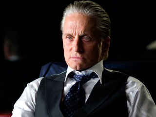 Michael Douglas, Wall Street: Money Never Sleeps | FINANCIAL MELTDOWN Michael Douglas plays the dark lord of the banking industry in Wall Street: Money Never Sleeps