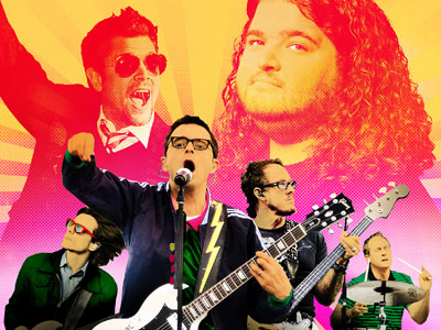 Weezer's album HURLEY and video for ''MEMORIES'' The nerd-rock heroes stuff their first independently produced album (named after Jorge Garcia's Lost character) with delightful pop…
